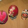 Отдается в дар сувениры — ангелочки и пасхальные яйца