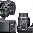 Отдается в дар Фотоаппарат Nikon Coolpix L110