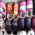 Отдается в дар Обувь разная детская
