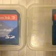 Отдается в дар SD Адаптер-переходник для MicroSD