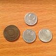 Отдается в дар Монеты Норвегия, Швеция
