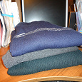 Отдается в дар Мужские свитера р.48 рост 180
