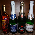 Отдается в дар спиртные напитки…