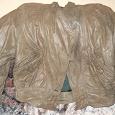 Отдается в дар Женская куртка из натуральной кожи на ХМ