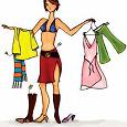 Отдается в дар Женская одежда. Размер 40-42-44.