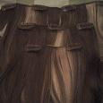 Отдается в дар накладные волосы