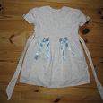 Отдается в дар Платье на девочку 3-4 года