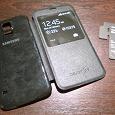 Отдается в дар Чехол и модуль беспроводной зарядки для Galaxy S5