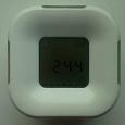 Отдается в дар Часы — будильник — термометр