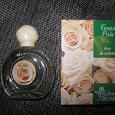 Отдается в дар Женская туалетная вода Цветы России — Белая роза