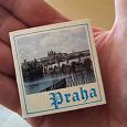 Отдается в дар Книжка-малышка Прага