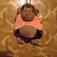 Отдается в дар Рюкзак детский обезьянка