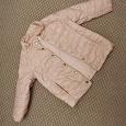 Отдается в дар Лёгкая курточка для девочки