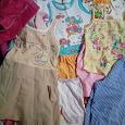 Отдается в дар Детская одежда для девочек