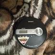 Отдается в дар Sony CD Walkman D-NE240 cd-mp3 плеер