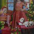 Отдается в дар Платье праздничное для девочки