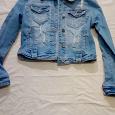 Отдается в дар Куртка джинсовая 42р