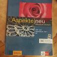Отдается в дар Учебник немецкого «Aspekte neu B2: Lehr- und Arbeitsbuch, Teil 1»