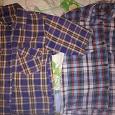 Отдается в дар Рубашки мужские 52-54 размер