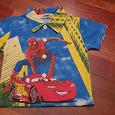 Отдается в дар Рубашка с героями 98-104