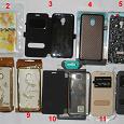 Отдается в дар Новые в упаковке чехлы для смартфонов: Meizu, Huawei, Motorola, Sony, HTC, ASUS, LG, Nokia (Microsoft), TP-Link и универсальные — добавлено