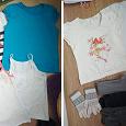 Отдается в дар Пакет одежды на девочку 9-11 лет