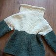 Отдается в дар Теплый свитер на ребенка