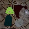 Отдается в дар детские шапки