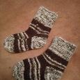Отдается в дар Шерстяные детские носочки
