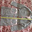Отдается в дар Костюм двойка (юбка + пиджак), р-р 46, б/у очень мало