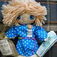 Отдается в дар кукла домовёнок