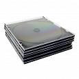Отдается в дар Пакет боксов под cd/dvd — диски (на дачу для обрамления грядок?)