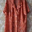 Отдается в дар Женские блузки 54 размер