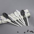 Отдается в дар Столовые приборы (ложки, вилки, ножи) одноразовые