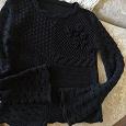Отдается в дар Тёплый свитер р. 42