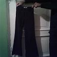 Отдается в дар дарю брюки для девочки черные рост 145-147 см.