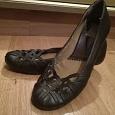 Отдается в дар туфельки 37 розміру