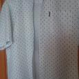 Отдается в дар Рубашка белая мужская L