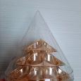 Отдается в дар На ХМ. Пластиковая пирамида