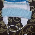 Отдается в дар Детские шапочки зимние для девочки 3-7лет
