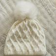 Отдается в дар Тёплая женская шапка