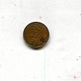 Отдается в дар 2 цента 1966 Австралия