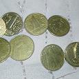 Отдается в дар Монеты 1 грн. и 25 коп., желтый металл