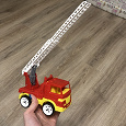 Отдается в дар Детская пожарная машинка