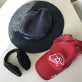 Отдается в дар Шляпа, кепка, тёплые «уши»
