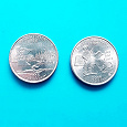 Отдается в дар Монета 25 центов нумизматам