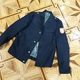 Отдается в дар винтаж школьный пиджак на рост 160 см
