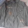 Отдается в дар Фирменная рубашка на мальчика р-р 104