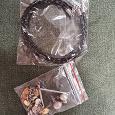 Отдается в дар Из шкатулки: 2 браслета кожа, 2 подвески жемчуг, 2 висюльки для сережек