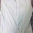 Отдается в дар Белая рубашка 42 размера